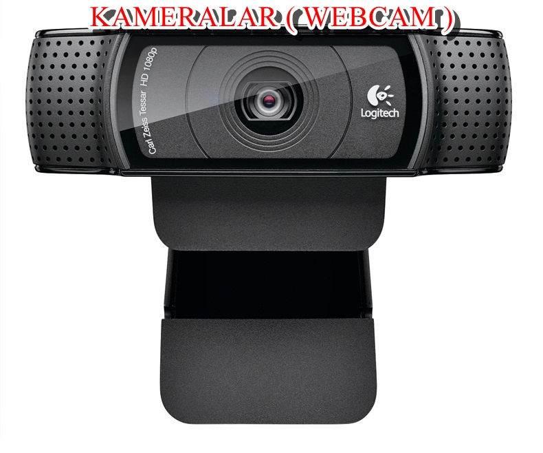 Dış Donanım Birimleri Nelerdir-Kameralar