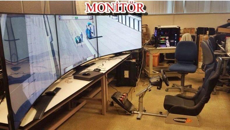 Dış Donanım Birimleri Nelerdir-Monitor