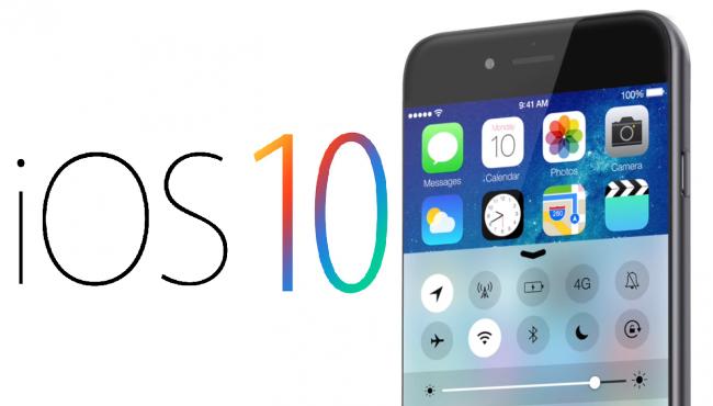 Diğer iOS 10 Özellikleri