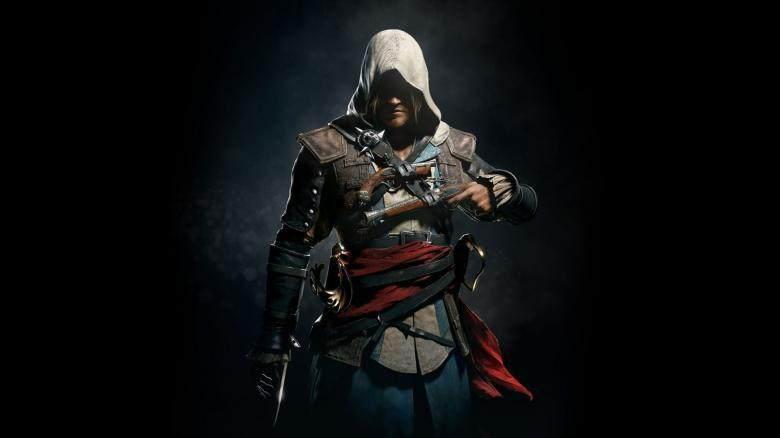 Edward Kenway – (Assassin's Creed 4)