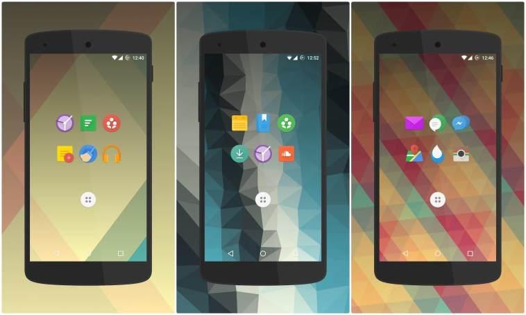 En İyi 5 Android İkon Uygulaması 12