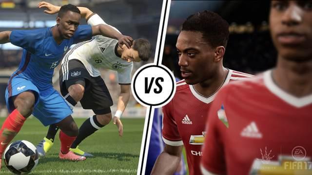 En İyi Futbol Oyunu Hangisi FIFA mı PES mi?
