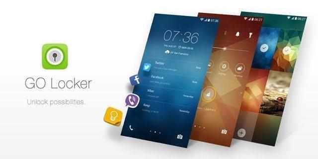 En İyi 7 Android Kilit Ekranı Uygulaması