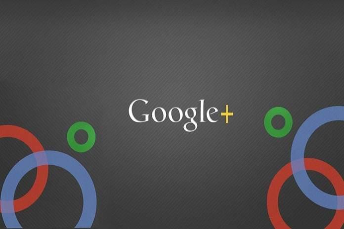 Google Plus Nedir? Nasıl Kullanılır? 1