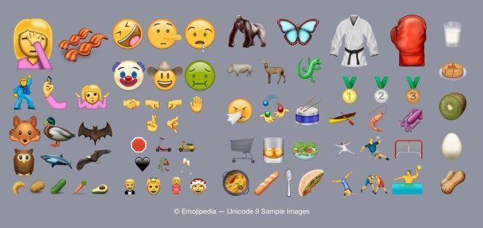 IOS 10'daki Yeni Emojileri Telefona Yüklemek 5