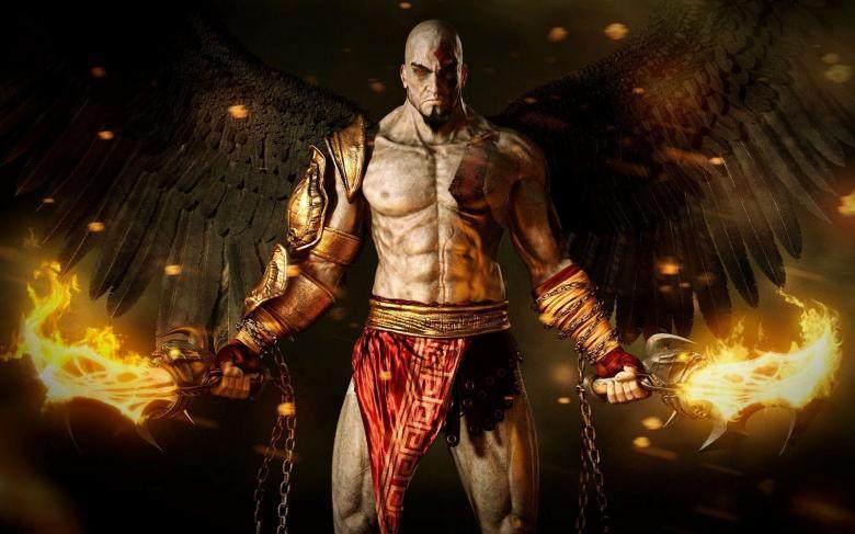 Kratos – (God Of War)