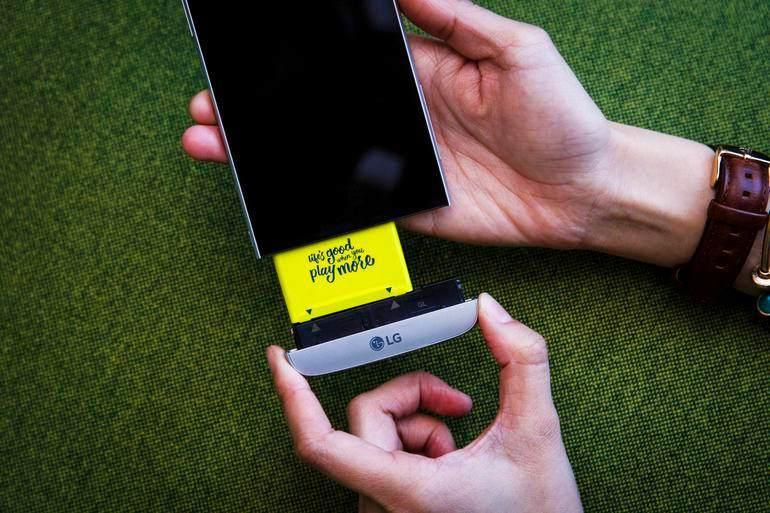 LG G5 LG V10 - En Yüksek Ekran Çözünürlüğüne Sahip Akıllı Telefonlar