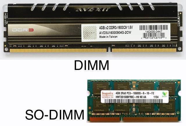 RAM form faktörleri-1