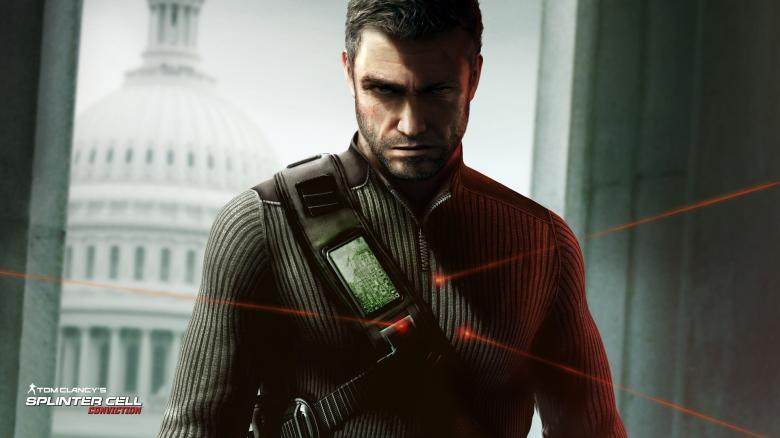 Sam Fisher – (Tom Clancy's Splinter Cell)