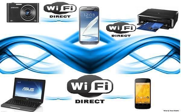 WiFi Direct Nedir Nasıl Kullanılır