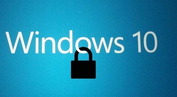 Windows 10'da Parola Sıfırlama 2