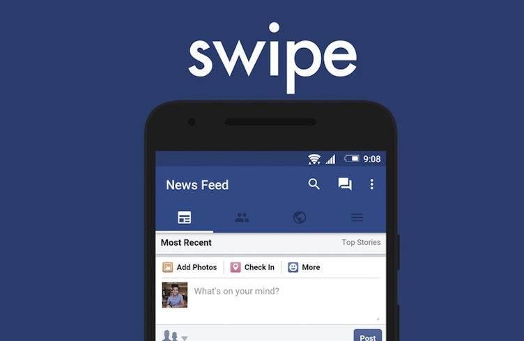 Alternatif 5 Facebook Uygulaması1-Swipe-for-Facebook