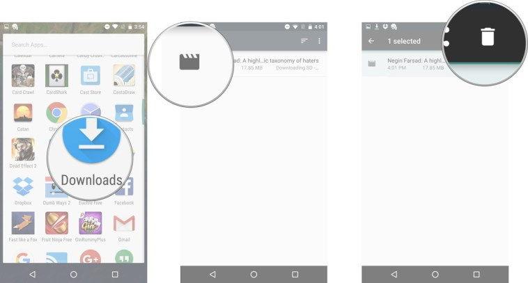 Android Telefonda Boş Depolama Alanı Açmak3
