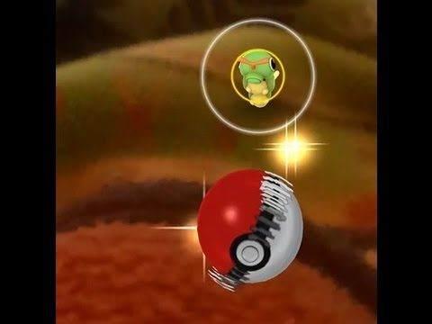 Daha İyi Pokemon Topu Fırlatmak! 1