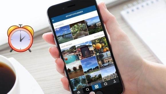 Instagram'da Gönderi Zamanlama 1