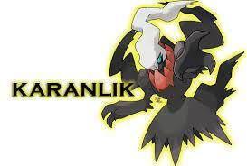 Karanlık Tipi Pokemonlar Nerede Bulunur