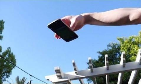 LG G5 Düşme Testi