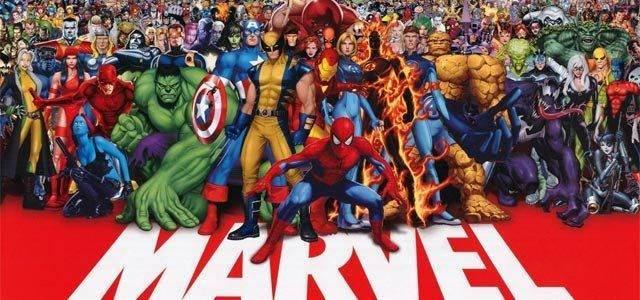 Marvel'ın Resimli Tarihi 1