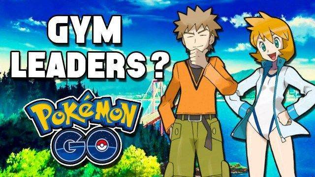 Pokemon GO'da GYM Nedir 1