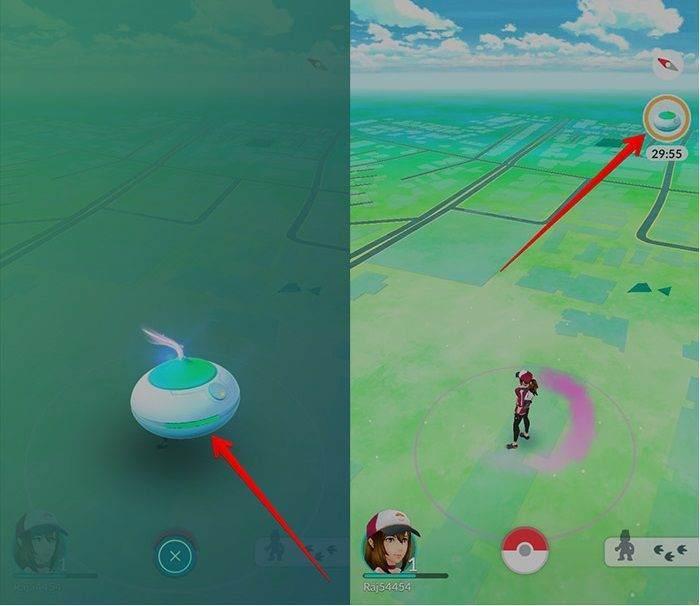 Pokemon GO'da Incense Kullanımı1