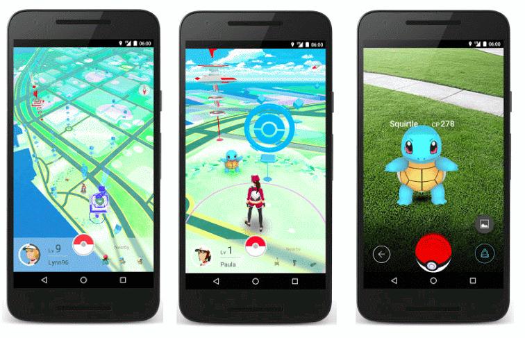 Pokemon GO 0.29.3 apk indir
