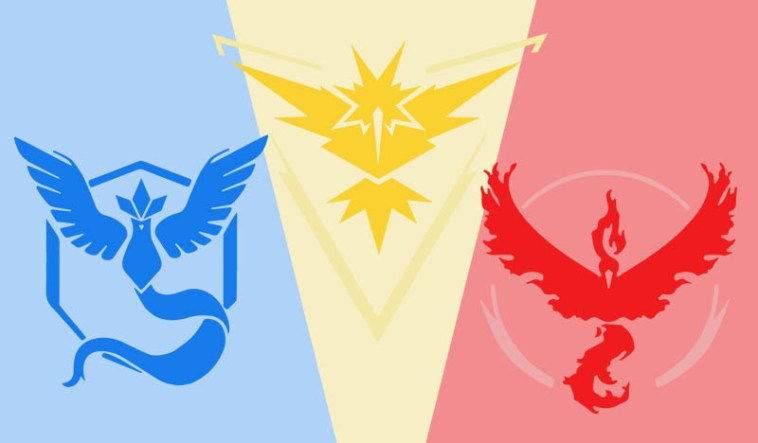 Pokemon GO'da Instinct, Mystic ve Valor'ın Farkı Nedir?