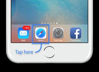 Safari Kullanarak iOS 9.3.3'ü Jailbreak Yapma