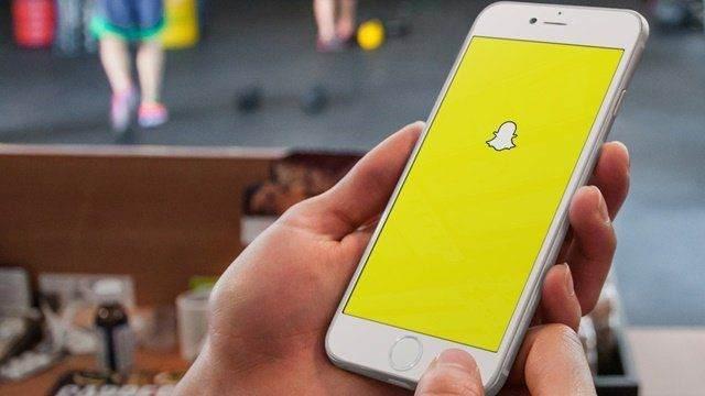 Snapchat Kişi Engelleme