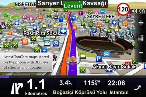 Sygic GPS Uygulamaları-TeknolojiDolabi