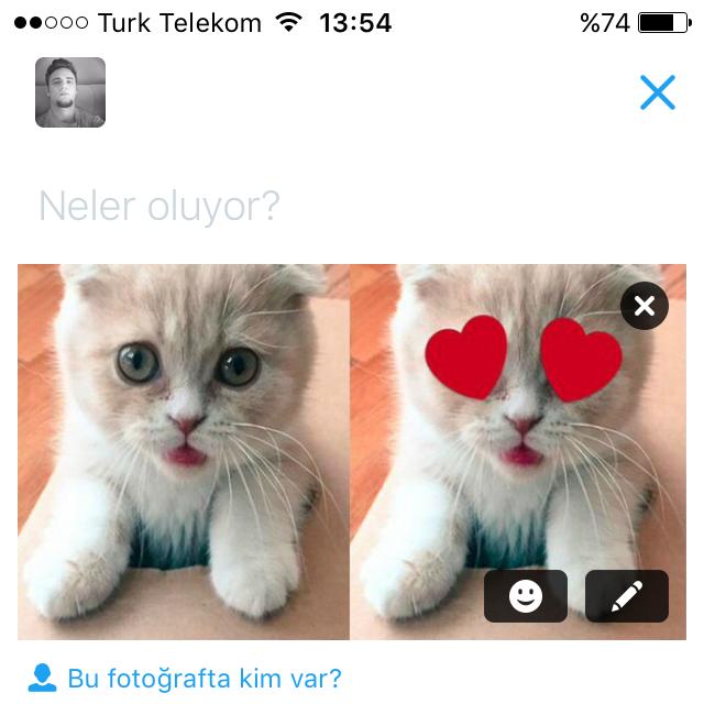 Twitter Fotoğraflarına Sticker Ekleme-1-www.TeknolojiDolabi.com