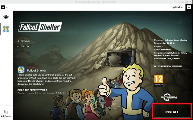 llout Shelter Bilgisayara Nasıl İndirilir