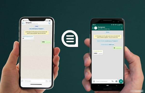 iPhone'dan Android'e Whatsapp Aktarma