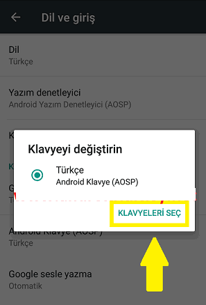 Android Cihazlara Emoji Ekleme