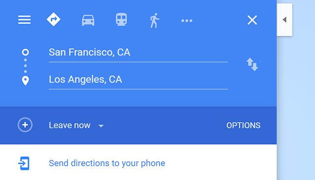 Google Maps'te Daha Etkin Navigasyon Kullanmak3