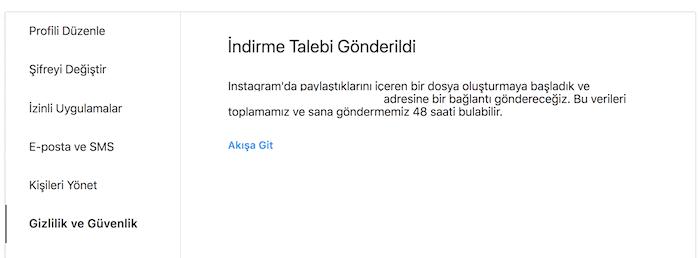 Instagram Fotolarını Bilgisayara Kaydetme