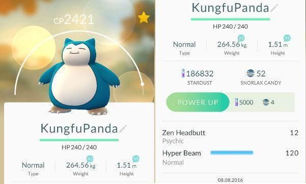 Pokemon'un XL – XS Olması Neyi Değiştirir 1