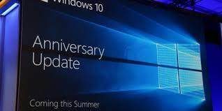 Windows 10 Anniversary Update Kaldırma