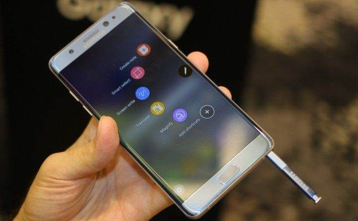 Galaxy Note 7 ile LG G5 Karşılaştırması