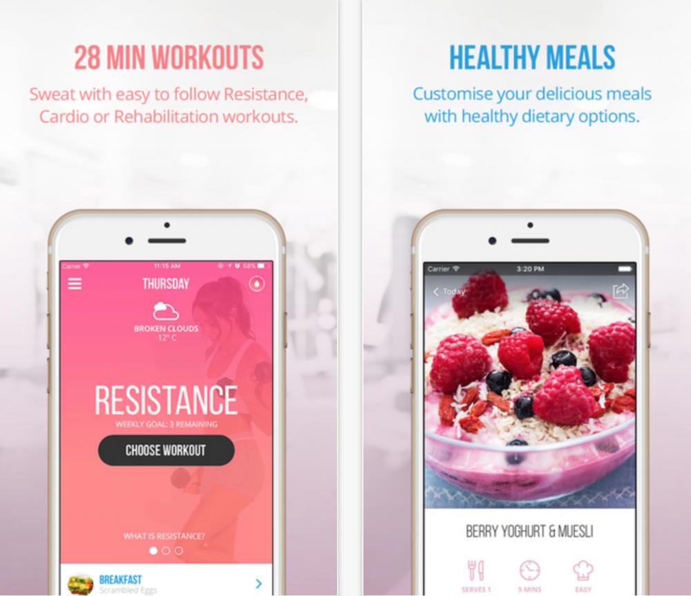 iPhone için En İyi 8 Fitness Uygulaması