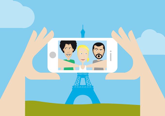 İyi Selfie Nasıl Çekilir?