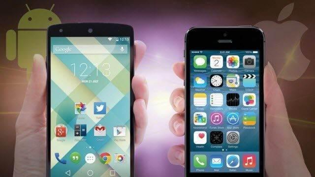 Android Rehberini iPhone'a Aktarma