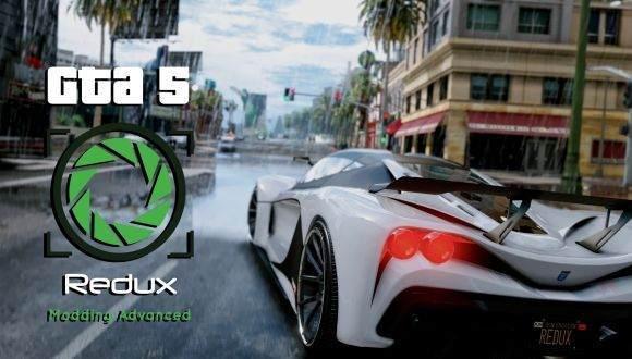 GTA 5 Redux Modu İndir!