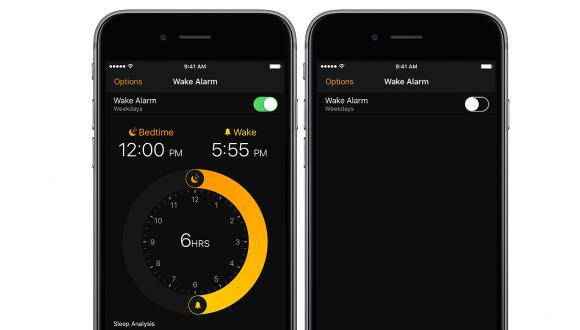 IOS 10 Yatma Zamanı Özelliği Nasıl Kullanılır ?