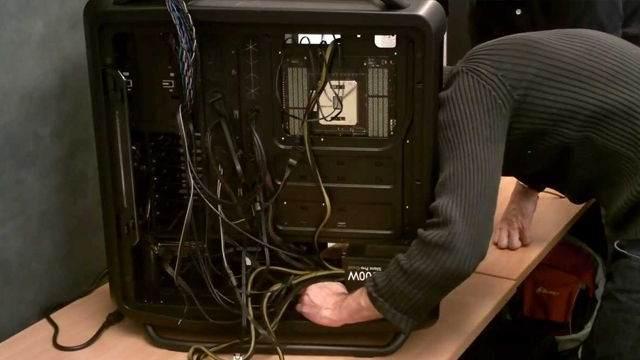 PC Kasasının içindeki Kabloları Derli Toplu Tutmanın 3 Yolu