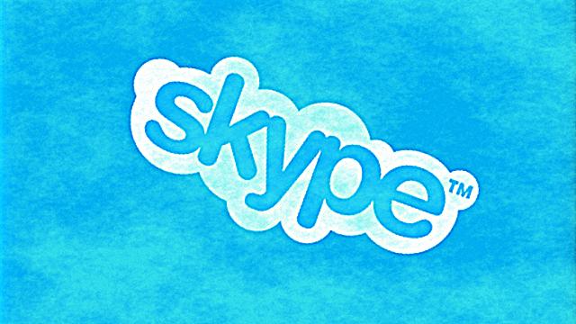 Skype'da Sesli Bildirimleri Devredışı Bırakma