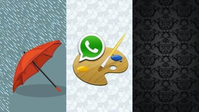WhatsApp Duvar Kağıdı Değiştirme 1