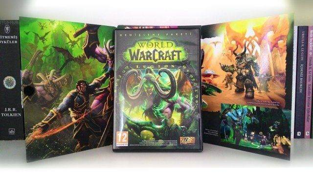 World of Warcraft: Legion Genişleme Paketi