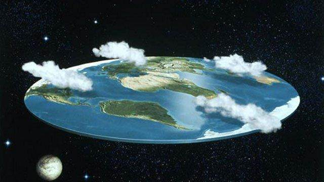 Orta Çağda insanlar dünyanın düz olduğuna inanıyorlardı