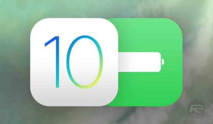 iOS 10 Batarya Sorunu ve Çözümü