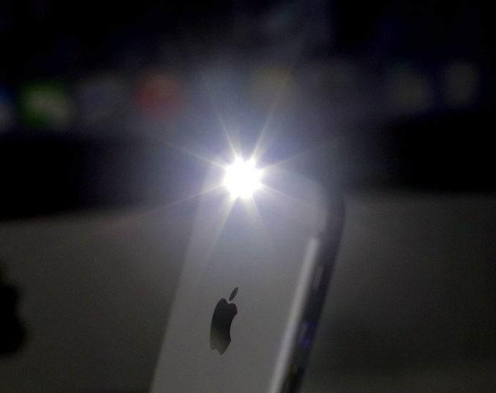 iOS 10'da El Fenerinin Parlaklığını Ayarlama 1